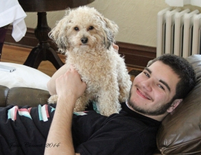 Oliver's new friend Jacob