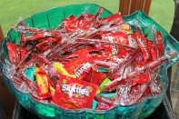 Every party needs a big bowl of candy