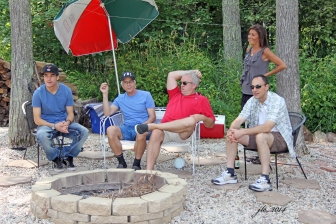 Vince, Larry, Bart, Tina, Todd