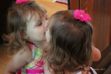 Kissing Ruby
