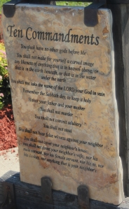 IMG_2291 10 commandments