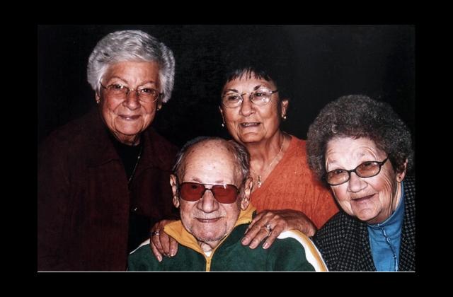 aunts papa 90th