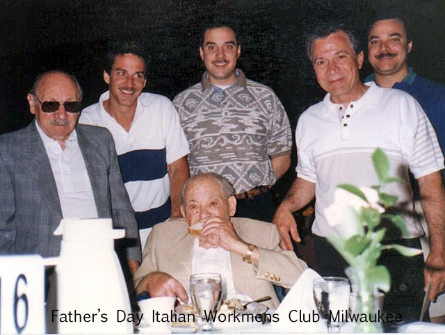 fathers day italian workmens club milwaukee
