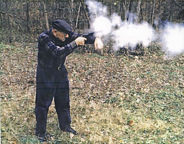 PAPA SHOOTING